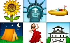 featured travel like favorite emoji