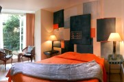 STAY Sandton Hotel De Filosoof - A charming boutique hotel where each room is dedicated to renowned philosophers in history. Gorgeous. Address: Anna van den Vondelstraat 6, 1054 GZ Amsterdam, Netherlands.