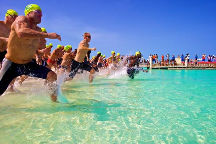 Turks & Caicos Race for the Conch Ecoseaswim