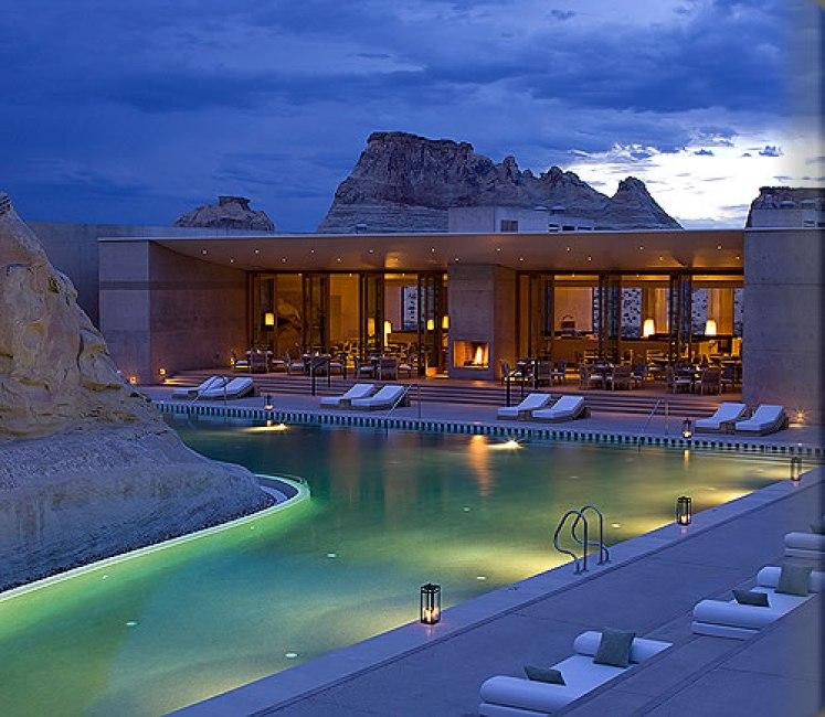 Amangiri Utah Hotel Resort