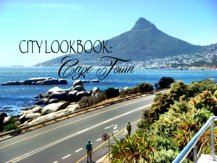featured Cape Town look book