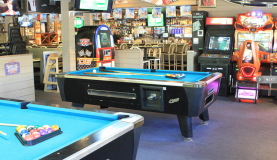 """With a menu full of classic favorites, a full bar, pool room, two giant 65"""" big screen TV's and 20 flat screens, there's a reason why Double D's has been named the Best Sports Bar in Silicon Valley 12 years in a row! Address: 354 N. Santa Cruz Ave., Los Gatos (website below)"""