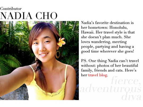 Nadia Cho contributor profile
