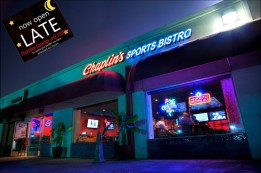Covering all things sports, this bistro sports bar has 9 flat screen TV's to watch any World Cup game you'd like. Address: 29200 Kohoutek Way, Union City (website below)