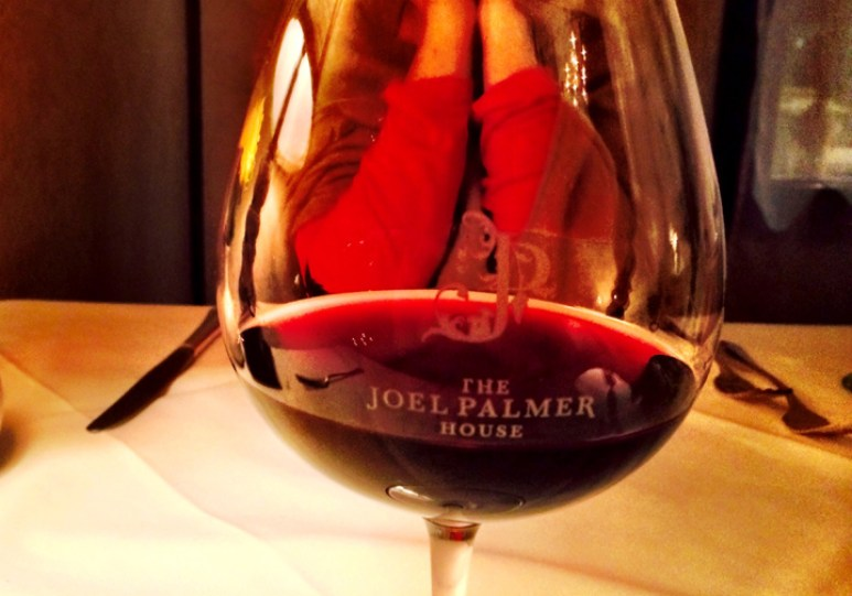 Joel Palmer Wine Restaurant Oregon