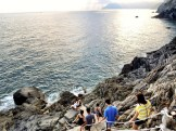 Make sure to do the %22Lovers Walk%22 in Cinque Terre