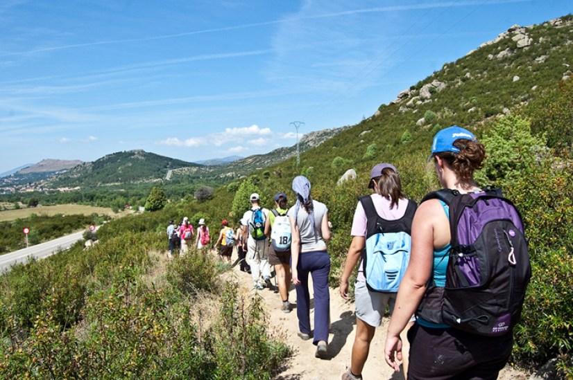 7 Hiking