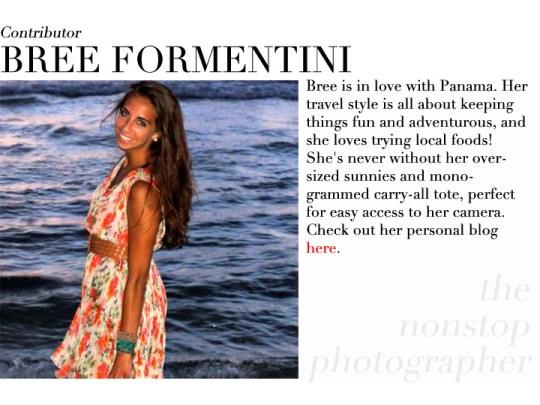Bree Formentini contributor profile