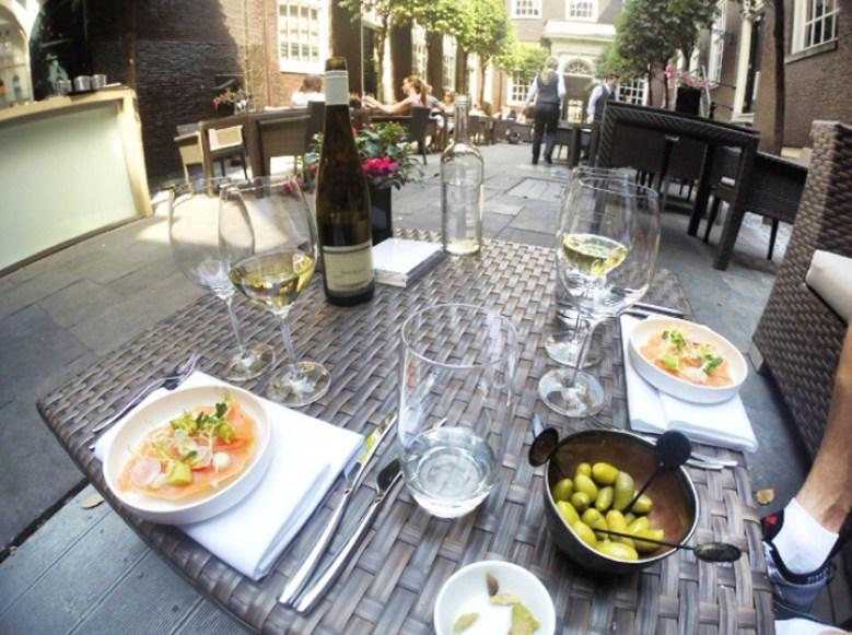 Dylan Hotel Amsterdam High Wine