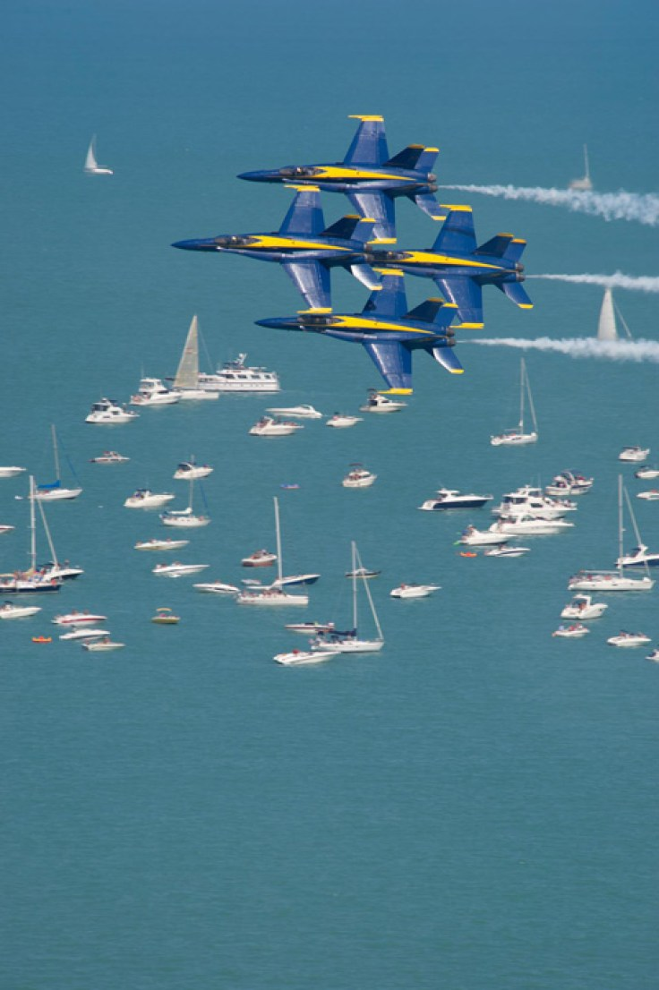 Chicago Air & Water Show 5