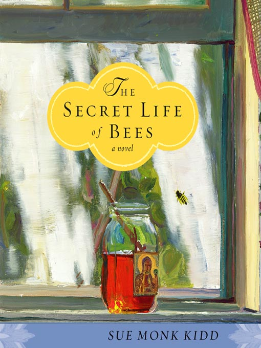 The_Secret_Life_of_Bees Susan Kidd book cover