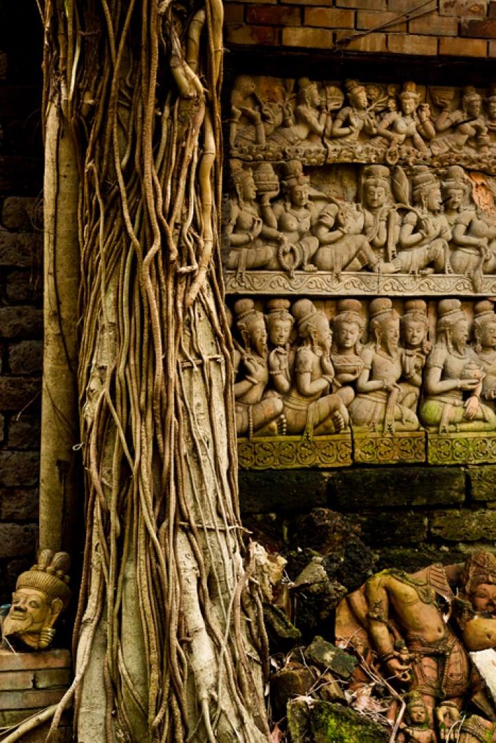 Chiang Mai Garden Terracotta 1