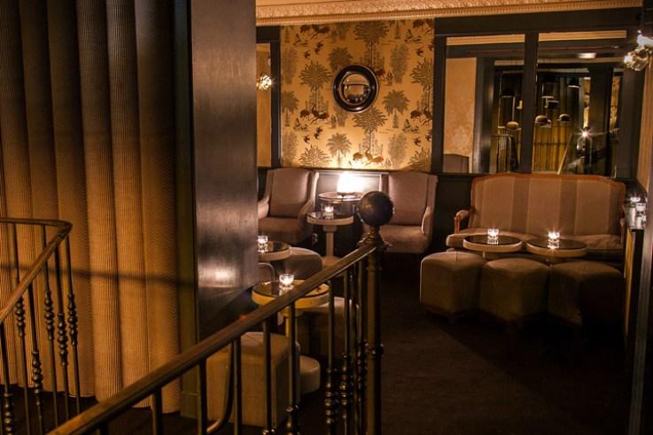 Prescription Cocktail Club Paris bar