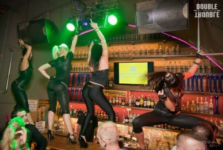 Double Trouble: The perfect place to go on week nights because there's always something happening. Located on Melantrichova Street, two minutes from Old Town Square, Double Trouble is for die-hard 80s-90s fanatics. MAP