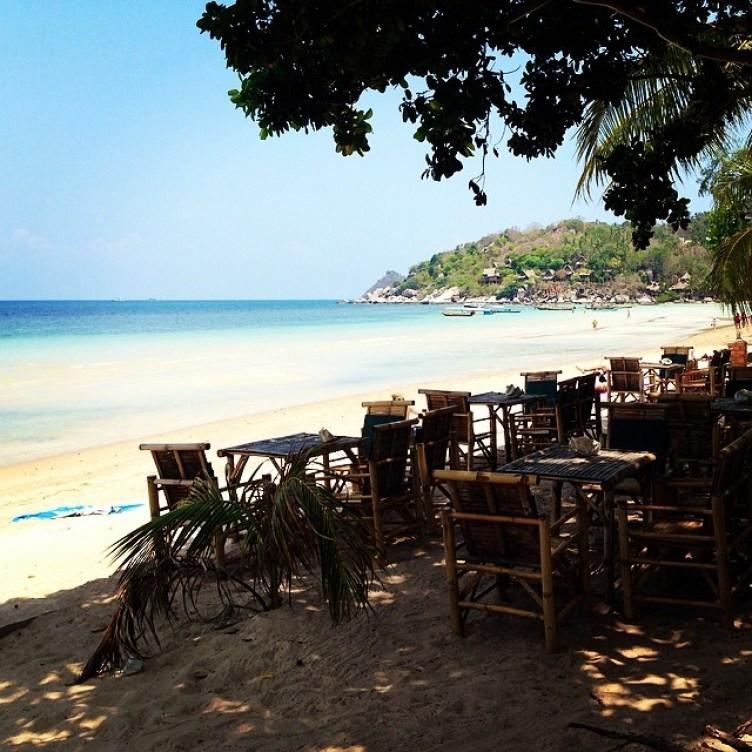 Koh Tao Thailand island