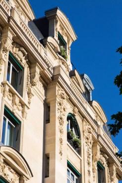 Building exterior - The Peninsula Paris