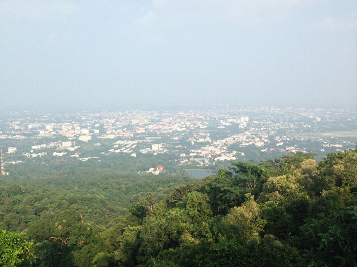 Chiang Mai Thailand view