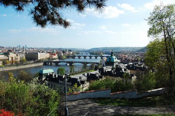 Prague 7: Situated above Prague 6, Prague 7 includes Letna, Troja, Liben and Holesovice. The view from Letna Park is magnificent and there's easy access to public transportation. Lots of cool restaurants and cafes including a beer garden here. (MAP (Photo credit: Flickr/Peter)