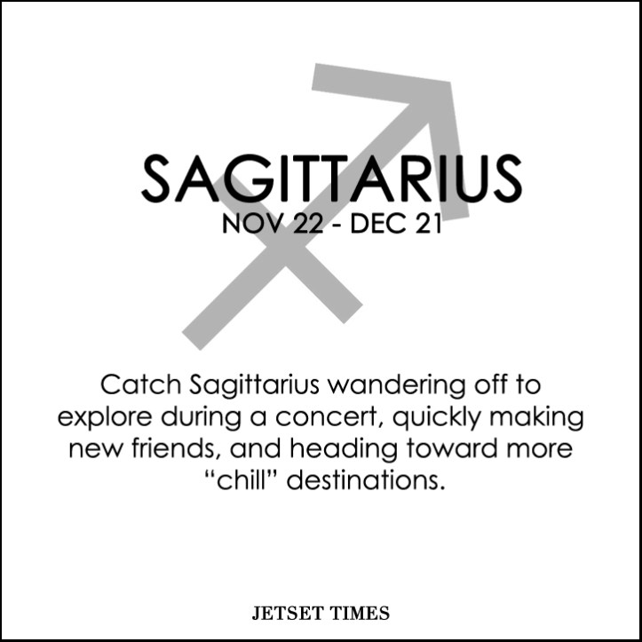Travel Horoscope Sagittarius