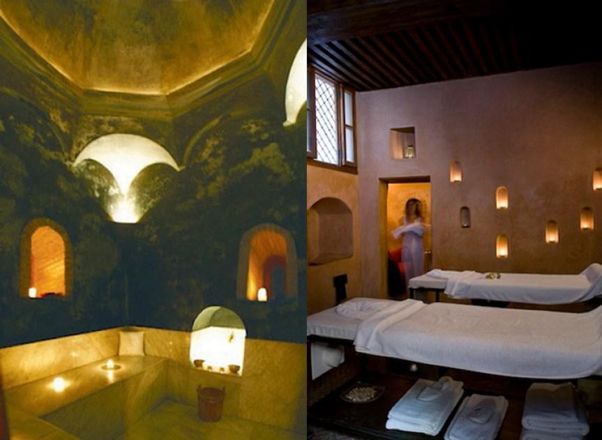 Spa Laaroussa Fez Morocco