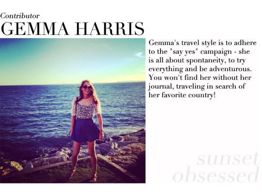 Gemma Harris contributor profile