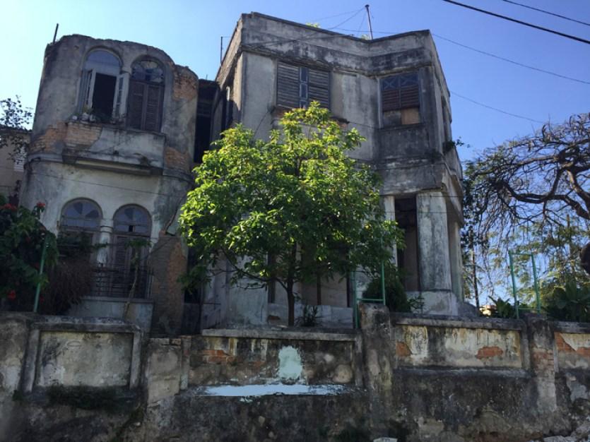 6 - Vedados Mansions Cuba