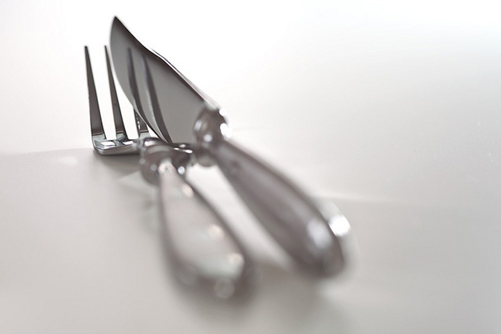 Flickr Daniel Carlbom silverware