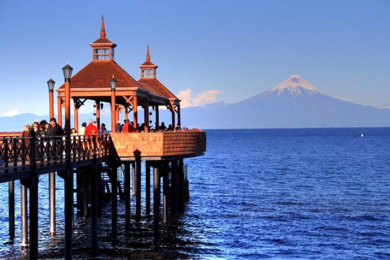 Rodrigo Carrasco via Flickr Chile Osorno Volcano