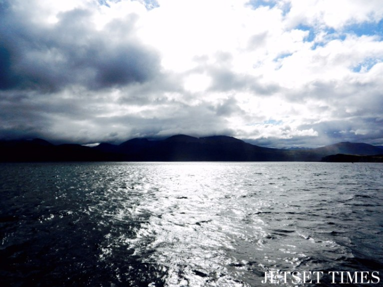 1 Sullen gray sky Puerto Toro Chile