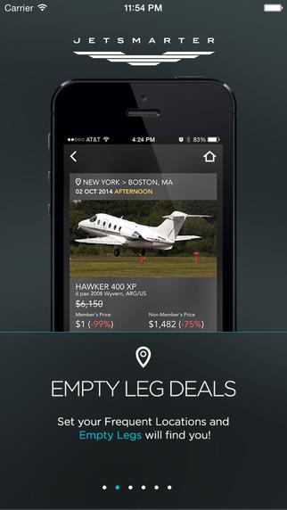 JetSmarter app