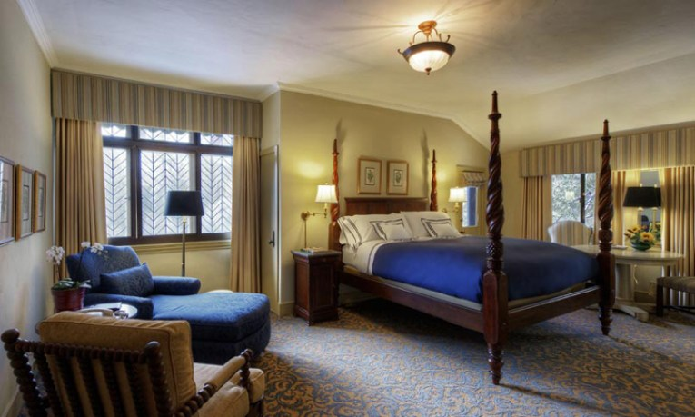 Ahwahnee Hotel Yosemite room