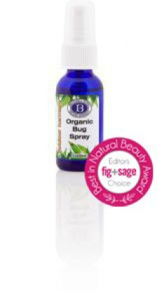 Brittanie's Thyme Organic Bug Spray Travel Size