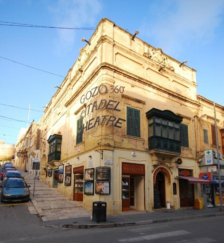 Facebook Gozo Citadel Theater
