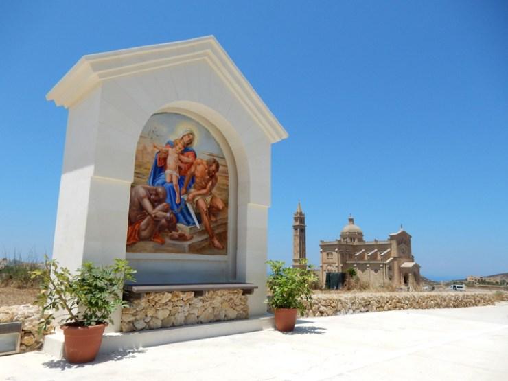 Facebook Ta' Pinu National Shrine - Gozo, Malta