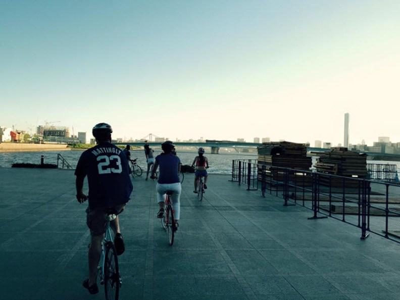 Facebook Tokyo Great Cycling Tour