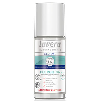 Lavera Natural Deodorant Roll-On