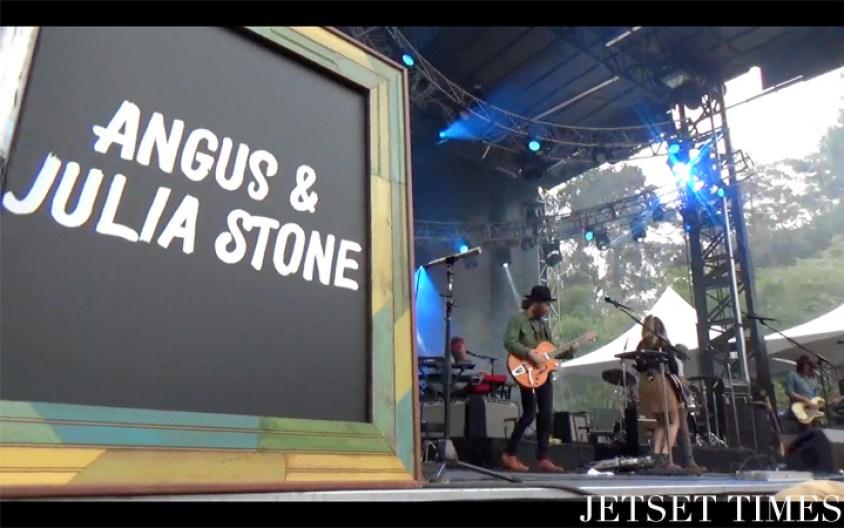 Outisde Lands 2015 Angus & Julia
