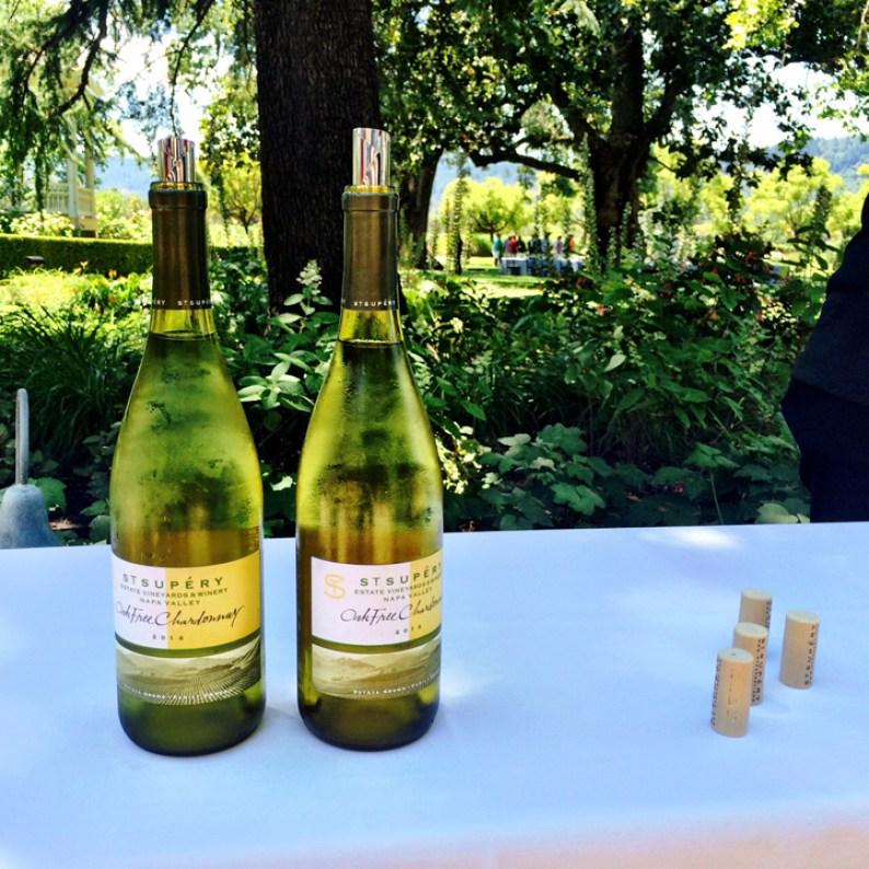 St. Helena St. Supery winery