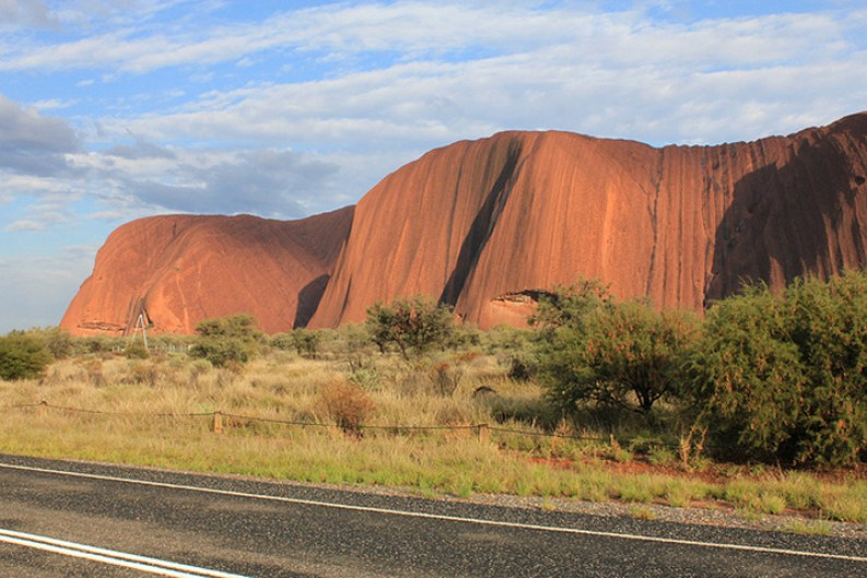 Flickr Richard Riley Australia road trip Ayers Rock