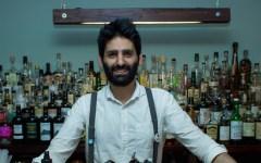 Joseph Akhavan mixologist Paris Mabel bar