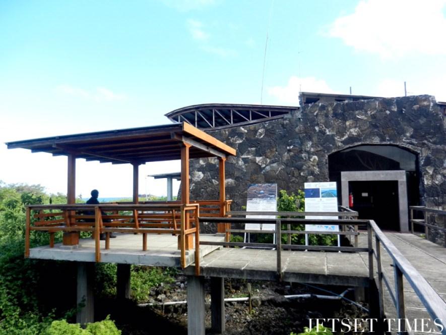 Ecuador Galápagos Islands lodge