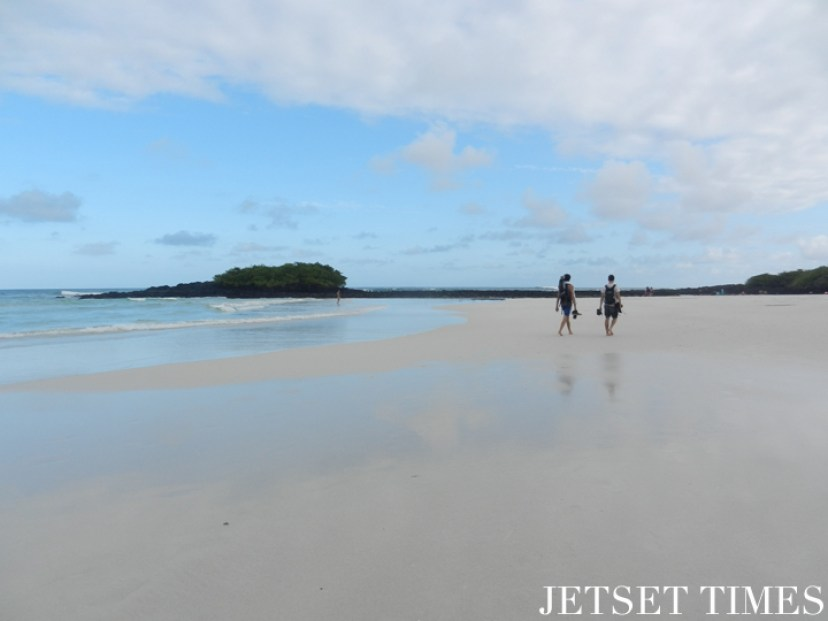 1 Daytime at Turtle Bay Galápagos Islands Ecuador