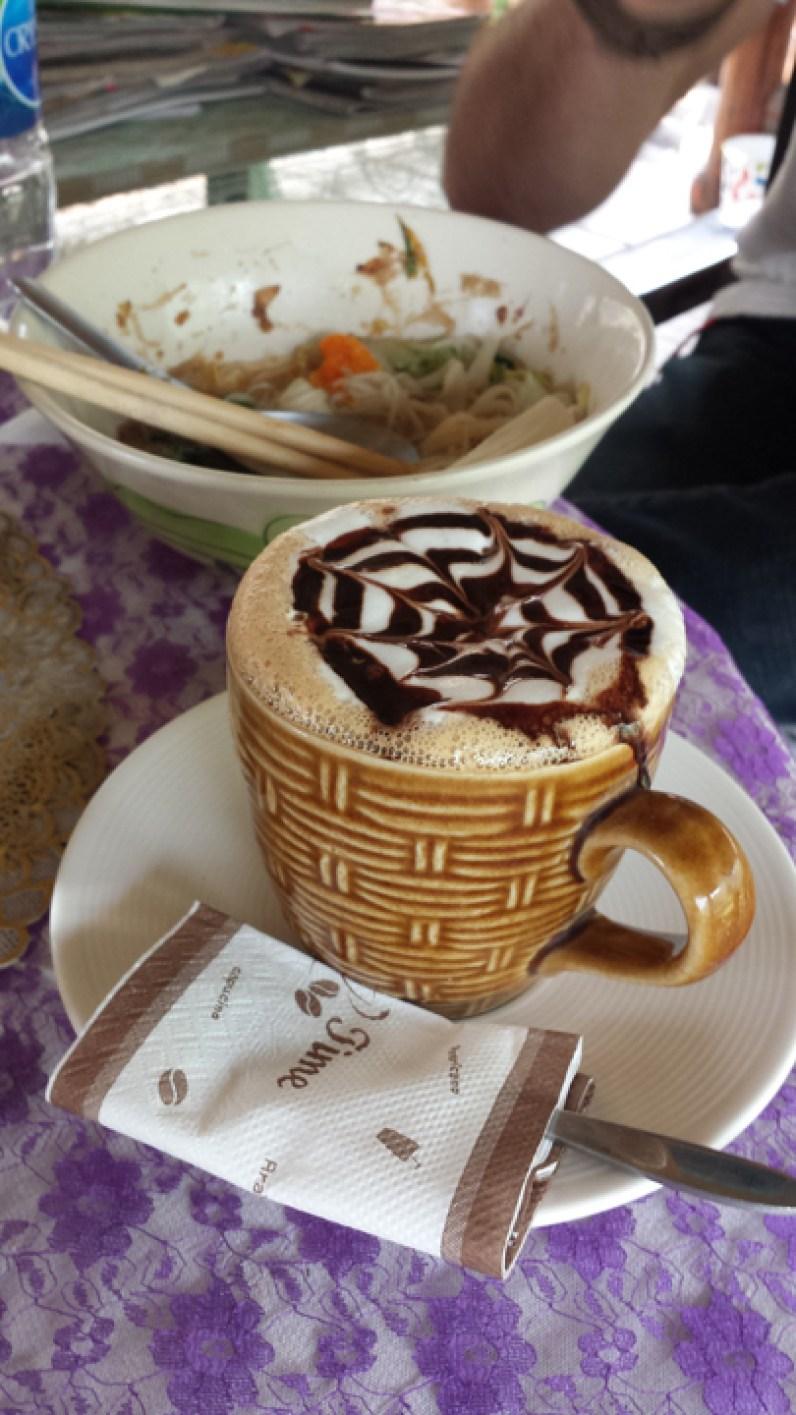 Louis Chiang Mai Thailand coffee