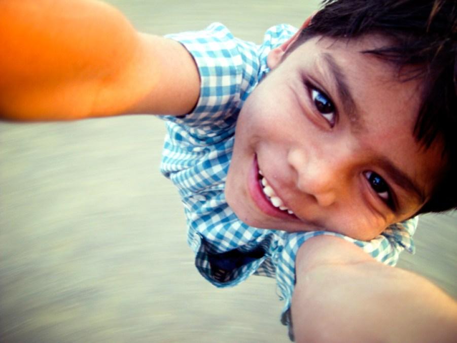 Anandwan child