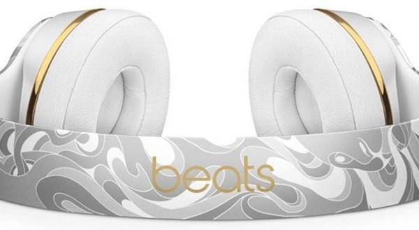 Beats by Dre Headphones James Jean Year of the Monkey flat