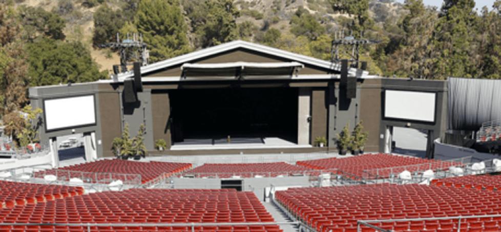 Facebook Greek Theatre Los Angeles