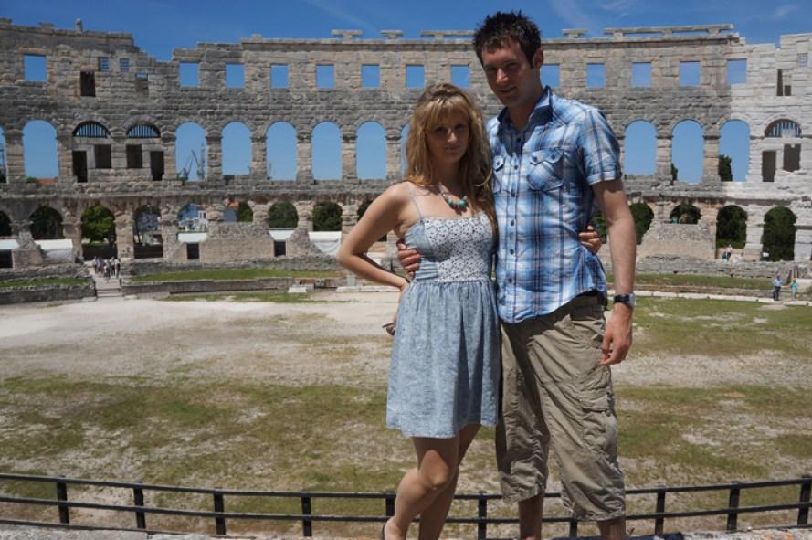 Henry Ward Pula Croatia - Roman Amphitheatre