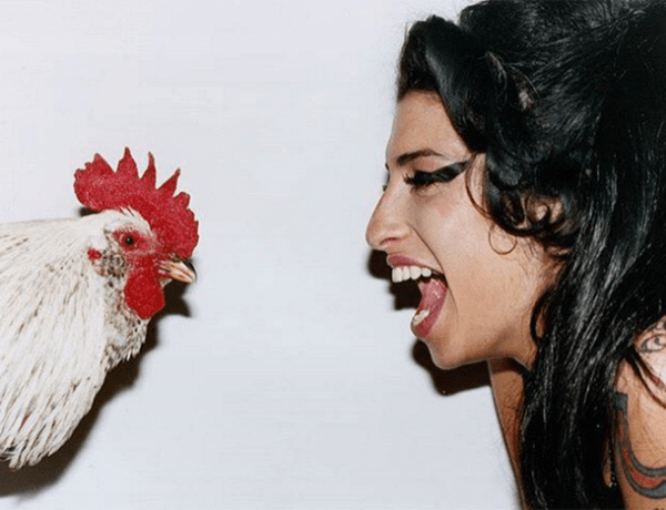 Terry Richardson Amy Winehouse
