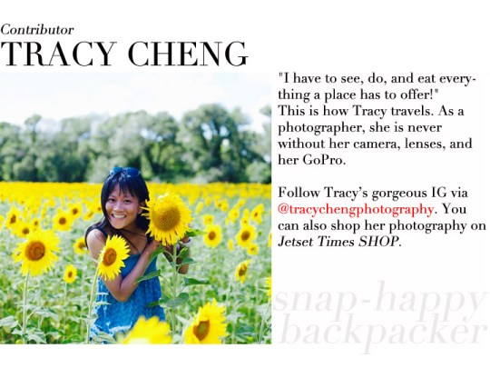 Tracy Cheng contributor profile
