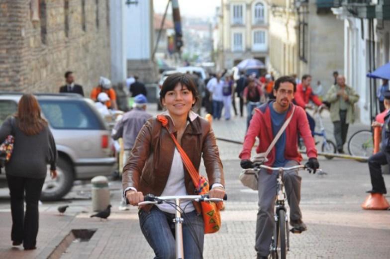 10 Bicycling in Bogotá